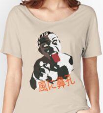 Camiseta ancha para mujer kaze ni nare