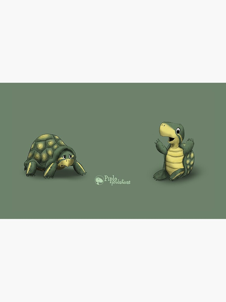 Two Moods of Turtle by piploproduction