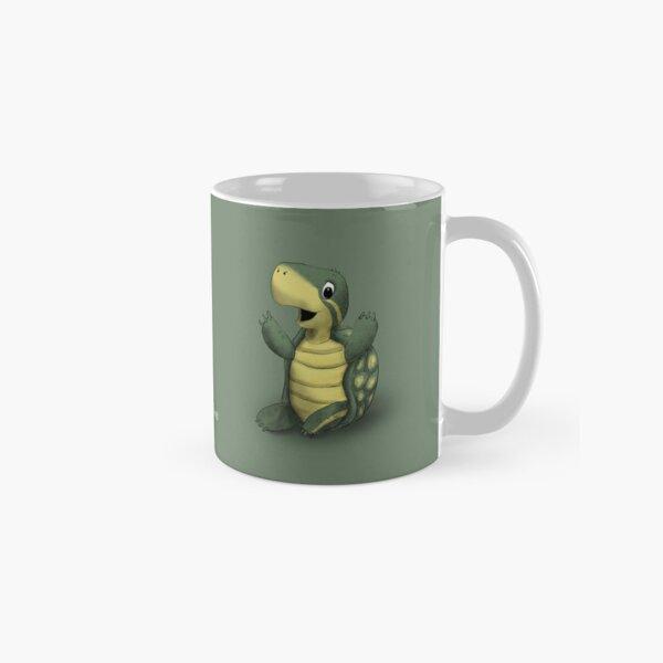 Two Moods of Turtle Classic Mug