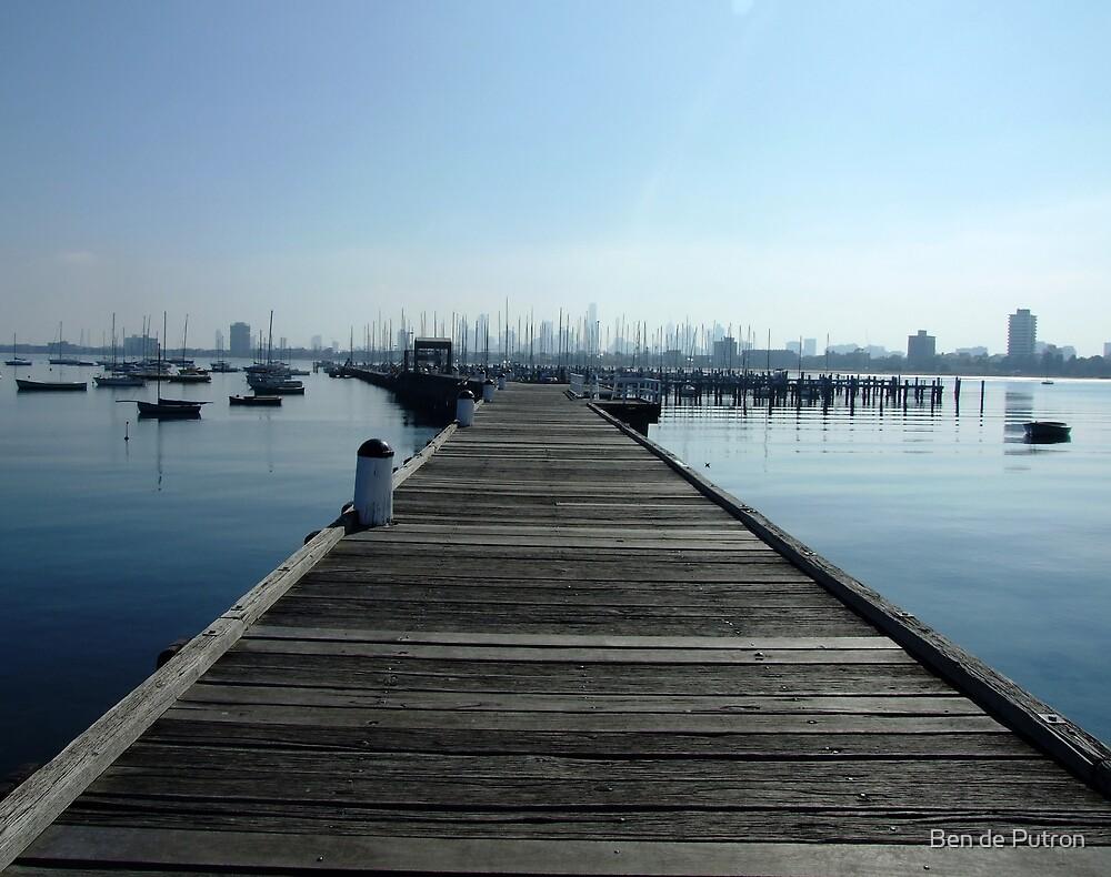 Pier  by Ben de Putron