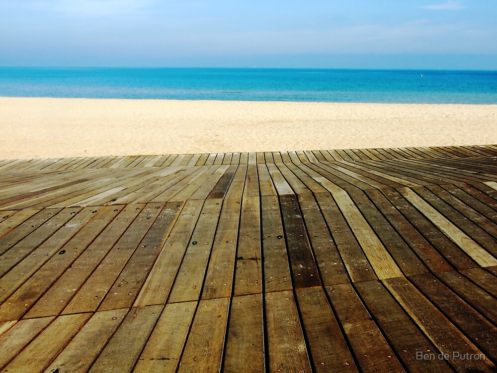 Boardwalk by Ben de Putron
