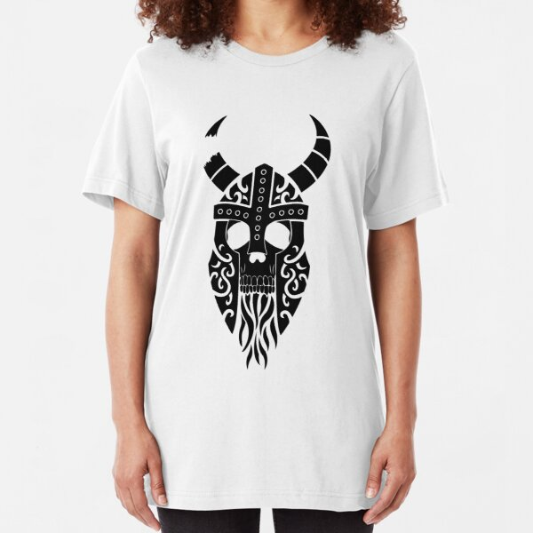 Old Bones- Draugr Slim Fit T-Shirt