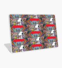 Groovy Doggy Day Laptop Skin