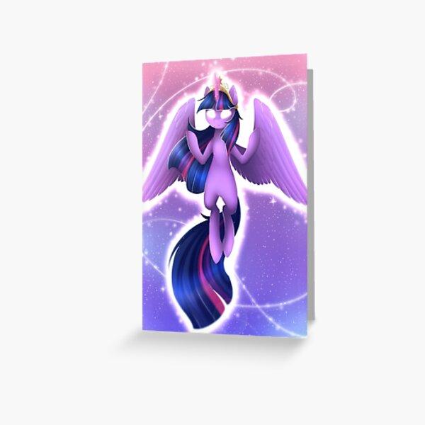 Princess of Friendship Greeting Card