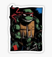Dark Raphael Sticker