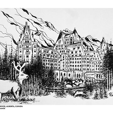 Fairmont Banff Springs, Alberta, Canada by ROB51
