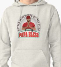 Papa Bless H3H3 Pullover Hoodie