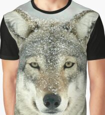 GREY WOLF Graphic T-Shirt