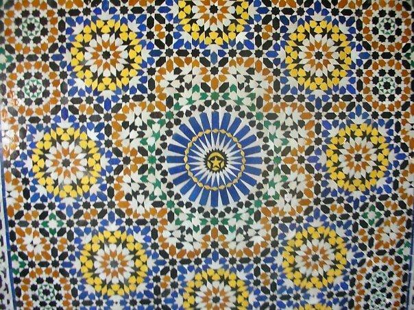 Moroccan Tiles by jjnew
