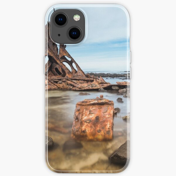 Shipwreck of the S.S. Speke iPhone Soft Case