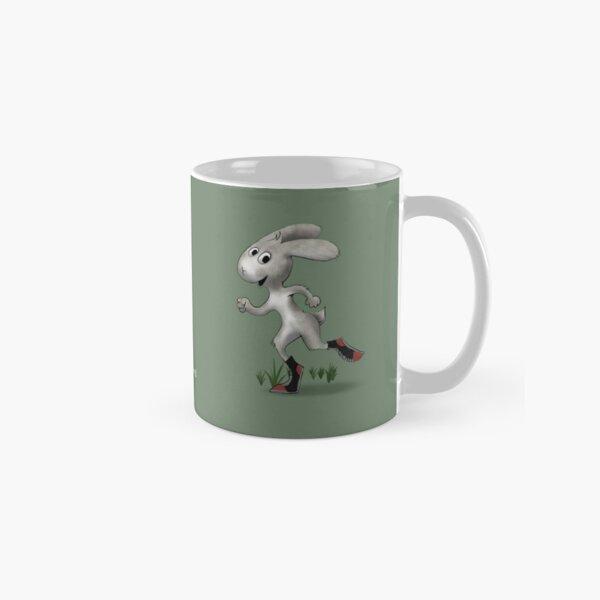 Two Moods of Rabbit Classic Mug