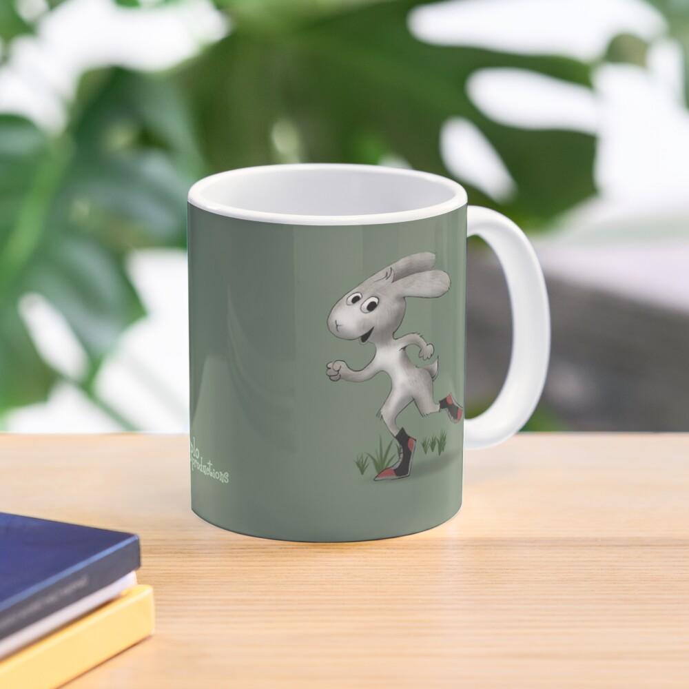 Two Moods of Rabbit Mug