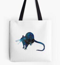 Cosmic Heart Rat  Tote Bag