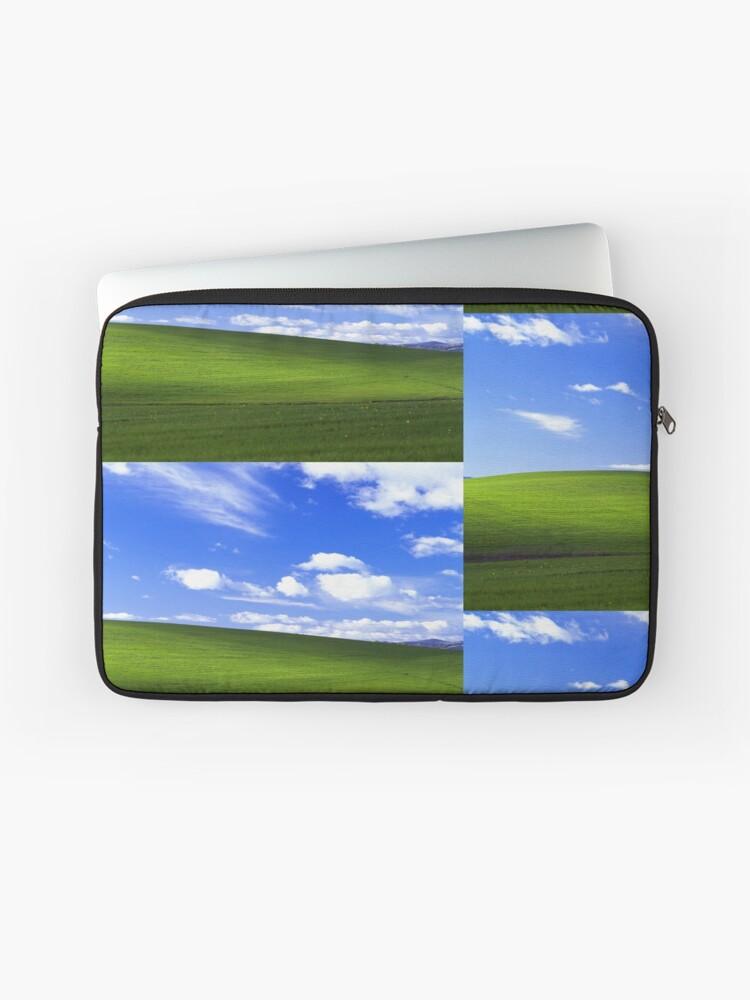 windows XP bliss   Laptop Sleeve
