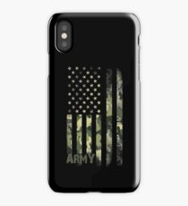 ARMY FLAG iPhone Case