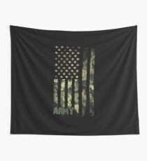ARMY FLAG Wall Tapestry