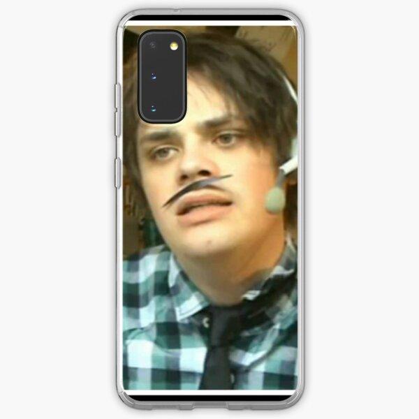 Crabstickz - Enrique  Samsung Galaxy Soft Case