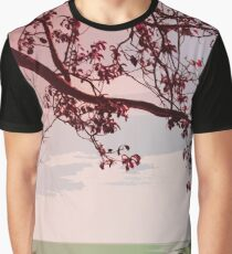 Springtime View Graphic T-Shirt
