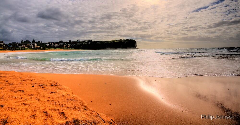 Shine  Sydney Beaches - The HDR Series - Mona Vale Beach Pool, Sydney Australia by Philip Johnson