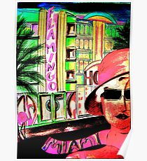 MIAMI,,,House of Harlequin,,, Poster