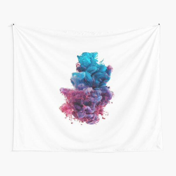 Dirty Sprite 2 - DS2 on white background Tapestry