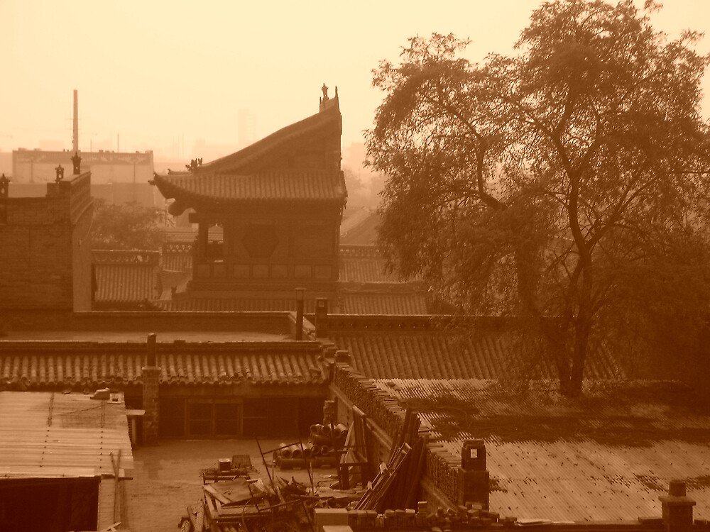 Pingyao, China 2007 by jjnew