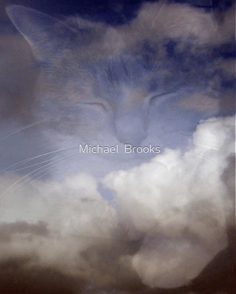 Breana in Cloud 01 by Michael  Brooks