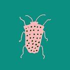 arthropod teal green by susycosta