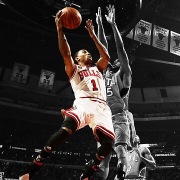 Derrick Rose by chinesefood951