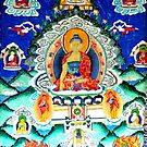Powerful Healing Tibetan Thankga by ProsperityPath