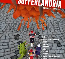 Tour of Sufferlandria 2015 by GvA The Sufferfest