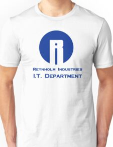 The I.T. Crowd Reynholm Industries Unisex T-Shirt