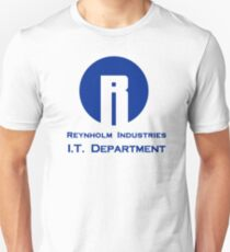 The I.T. Crowd Reynholm Industries T-Shirt