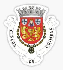 Coimbra Sticker