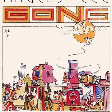 Gong - Huevo de ángel de Garblesnatcher
