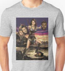 April Ludgate vs Black Eyed Peas Unisex T-Shirt