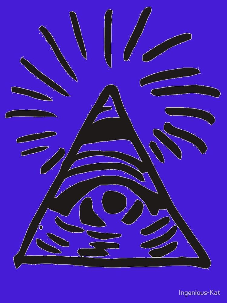 Letrero de Illuminati - Antes de la tormenta - La vida es extraña de Ingenious-Kat