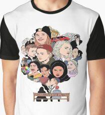 Skam Art Graphic T-Shirt