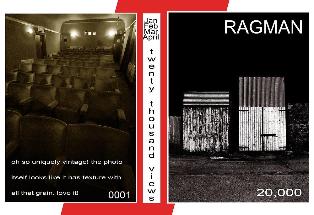 *20 000 VIEWS* by ragman