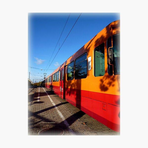 Uetliberg Bahn Fotodruck