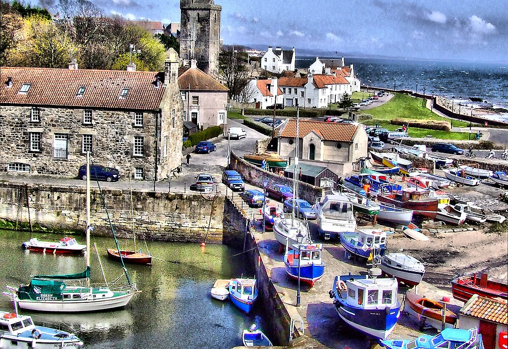 Boats Galore by davey lennox