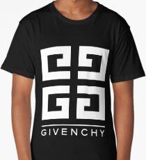 Givenchy White Long T-Shirt