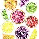 Citrus Wheels by SamNagel