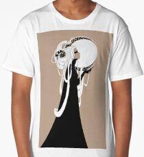 Moon Woman Long T-Shirt