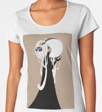 Moon Woman Women's Premium T-Shirt