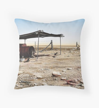 Master's Apprentices Throw Pillow