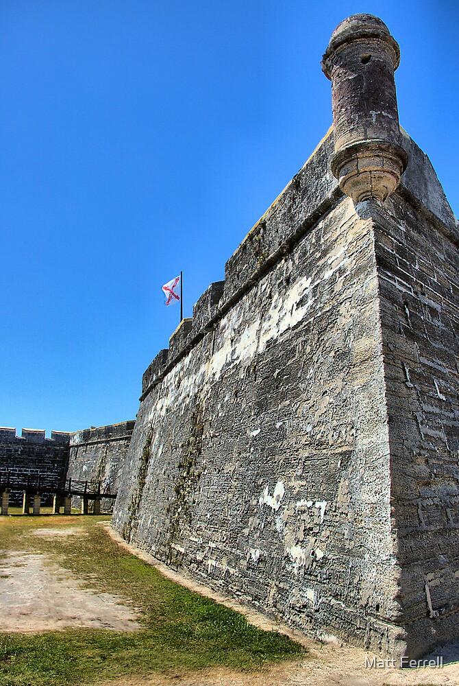 St. Augustine, Florida by Matt Ferrell