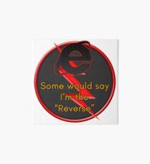 Reverse Internet Explorer Art Board