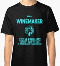 WINEMAKER BEST DESIGN 2017 Classic T-Shirt