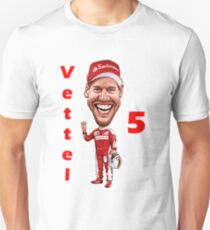 Support Sebastian at the Races 2017 T-Shirt